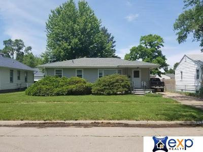 Council Bluffs Single Family Home New: 2932 Avenue I Avenue
