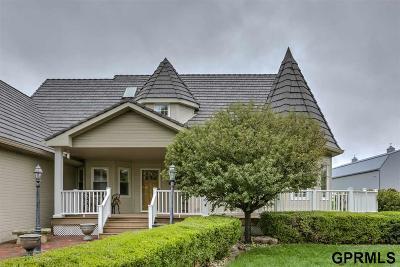 Omaha Single Family Home New: 4806 S 184 Plaza