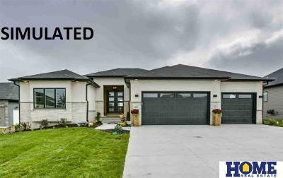 Single Family Home New: 8820 Pebble Creek Court