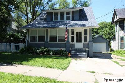 Council Bluffs Single Family Home New: 210 Park Avenue
