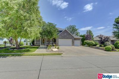 Papillion Single Family Home For Sale: 1124 Joy Circle
