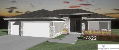 Omaha Single Family Home For Sale: 18357 Lake Circle