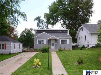 Ralston Single Family Home For Sale: 7706 Maywood Street