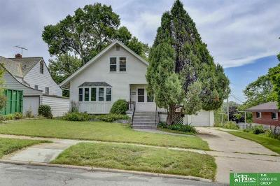 Omaha Single Family Home For Sale: 1421 S 52nd Street