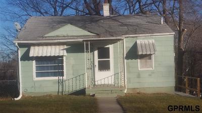 Omaha Single Family Home For Sale: 3527 N 40 Avenue
