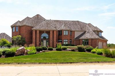 Omaha Single Family Home For Sale: 9511 Woodney Circle