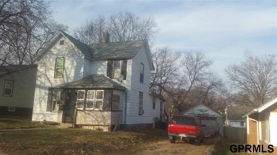 Omaha Single Family Home For Sale: 4142 Erskine Street