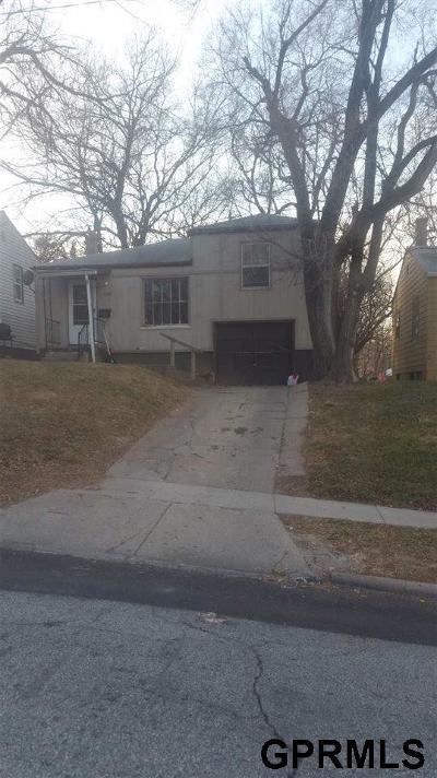 Omaha Single Family Home For Sale: 3740 N 42 Street