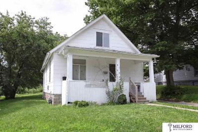 Omaha Single Family Home For Sale: 4147 Lake Street