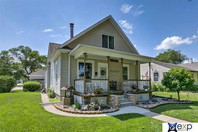 Fremont Single Family Home Decrease: 1805 N Union Street