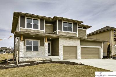 Omaha Single Family Home For Sale: 18410 Schofield Drive