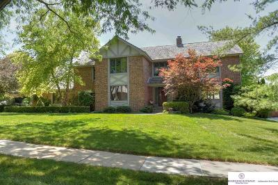 Omaha Single Family Home For Sale: 9834 Harney Parkway
