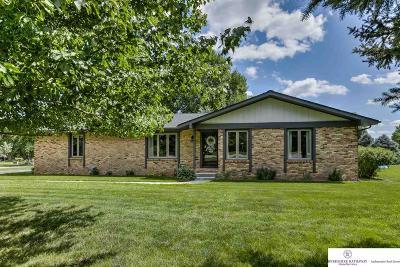 Saunders County Single Family Home For Sale: 2825 Douglas Drive
