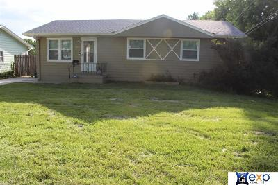 Omaha Single Family Home New: 5348 N 64 Street