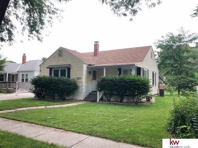 Fremont Single Family Home New: 1224 N Platte Avenue