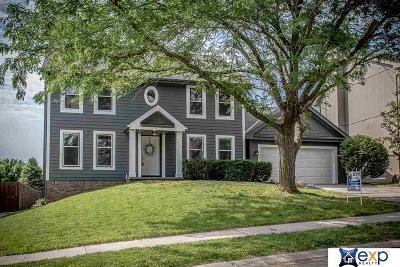 Omaha Single Family Home New: 13415 Hillsborough Drive
