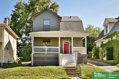 Omaha Single Family Home New: 3205 Lincoln Boulevard