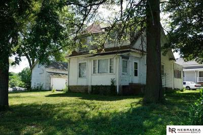 Saunders County Single Family Home For Sale: 315 W 9th Street