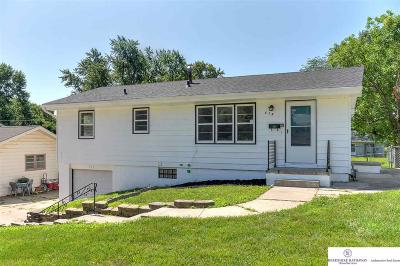 Papillion Single Family Home New: 513 Bonnie Avenue