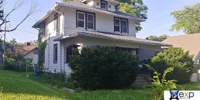 Omaha Single Family Home New: 3102 Myrtle Avenue