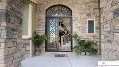 Omaha Single Family Home For Sale: 1308 N 191 Avenue