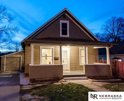 Omaha Single Family Home For Sale: 2332 N 65th Street