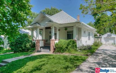 Omaha Single Family Home New: 6338 Binney Street