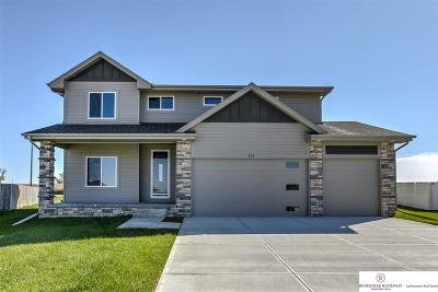 Saunders County Single Family Home New: 234 Tomahawk Circle