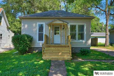 Lincoln NE Single Family Home New: $87,000