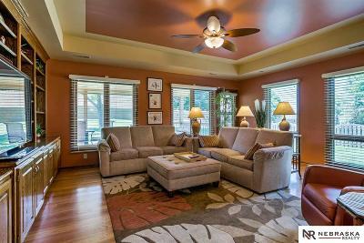 Omaha Single Family Home New: 828 S 113th Avenue Circle