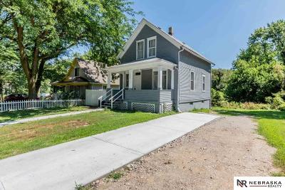 Omaha Single Family Home New: 3659 Bedford Avenue