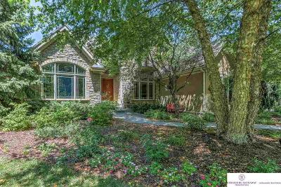Lincoln Single Family Home For Sale: 2122 Winding Ridge Road