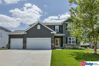 Gretna Single Family Home For Sale: 21421 Hancock Drive