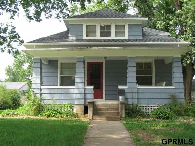 Plattsmouth Single Family Home For Sale: 514 3rd Avenue