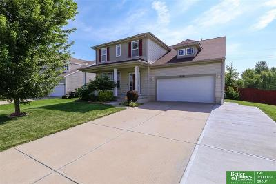 Papillion Single Family Home For Sale: 2107 S River Rock Drive