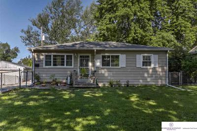 Single Family Home For Sale: 4464 S 61 Street