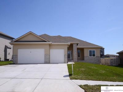 Gretna Single Family Home For Sale: 8109 S 194 Street