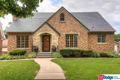 Omaha Single Family Home For Sale: 854 S 52 Street