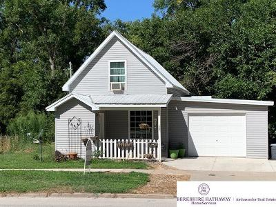 Missouri Valley Single Family Home For Sale: 587 N 1 Street