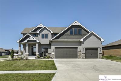Papillion Single Family Home For Sale: 11618 Cooper Street