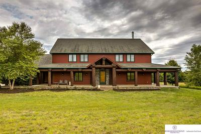 Blair Single Family Home For Sale: 12049 County Road P30