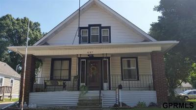 Fremont Single Family Home For Sale: 537 W 6 Street