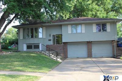 Papillion Single Family Home For Sale: 811 Matthies Drive