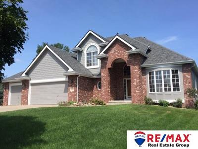 Papillion Single Family Home For Sale: 7508 Hidden Valley Drive