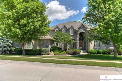 Papillion Single Family Home For Sale: 11705 Windcrest Drive