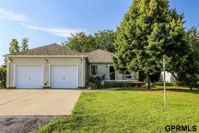 Plattsmouth Single Family Home For Sale: 2725 Overlook Circle