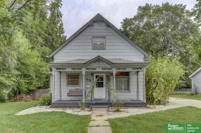 Single Family Home For Sale: 1678 Park Street