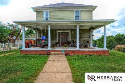 Plattsmouth Single Family Home For Sale: 721 Avenue E