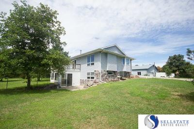 Lincoln Single Family Home For Sale: 4955 SW 12th Street
