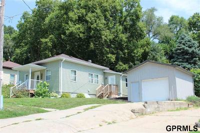 Missouri Valley Single Family Home For Sale: 732 N 5th Street